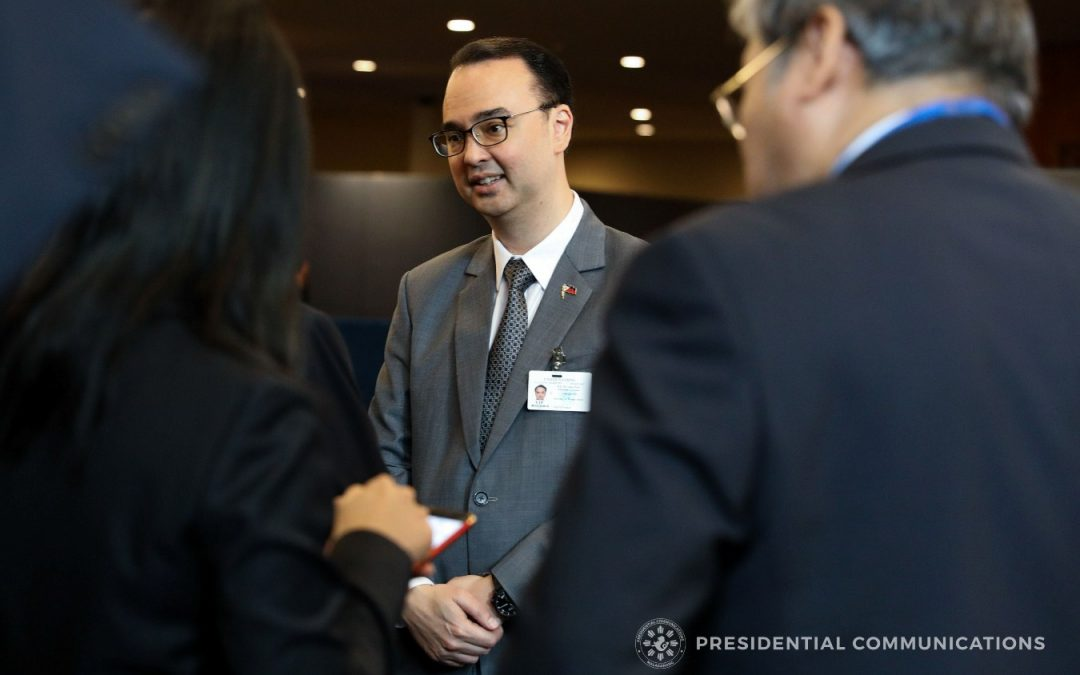 DFA denies call for Cayetano ouster, calls out reporter for writing 'unverified information'