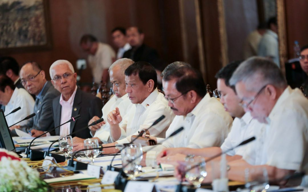 Duterte's marching orders to gov't agencies: 'Process public requests within 15 days'