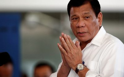 Duterte bares plan to visit Kuwait, says sorry for 'harsh' words