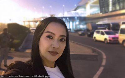 Mocha Uson goes solo in 2019 midterm elections; seeks OFWs support