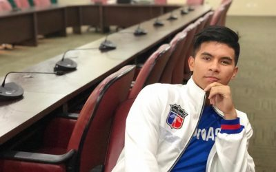 FIBA suspends Kiefer Ravena for failing drug exam
