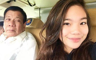 Presidential daughter Kitty Duterte, 2 grandkids received Dengvaxia shots