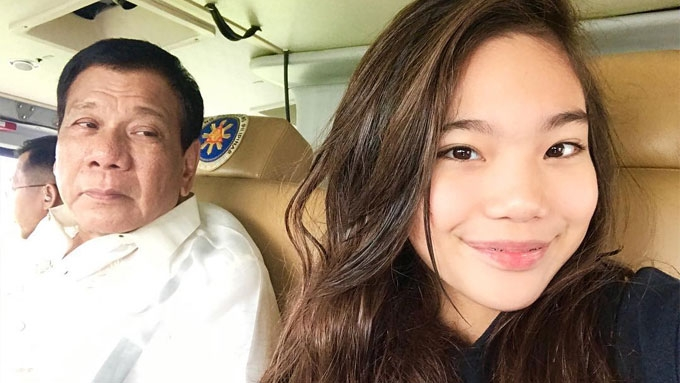 Presidential daughter Kitty Duterte, 2 grandkids received Dengvaxia shots
