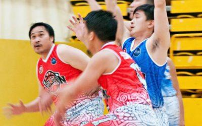 Kapampangans in the UAE organize basketball tourney