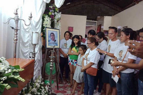 Palace vows justice for slain OFW in South Korea