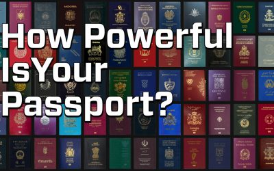 This country overtakes Singapore in world's most powerful passports list