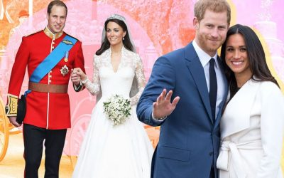 Here's the estimated cost of Prince Harry and Meghan Markle's royal wedding