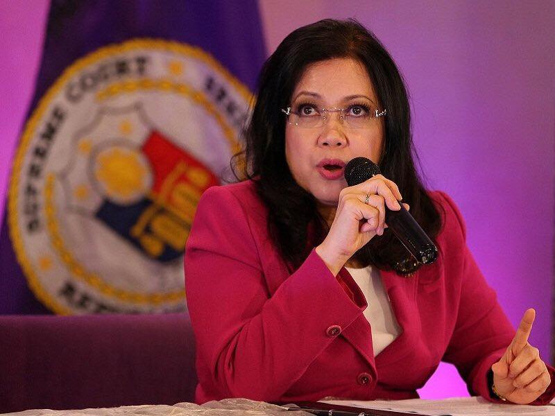 Solon: JBC members during Sereno's chief justice application may face raps, impeachment