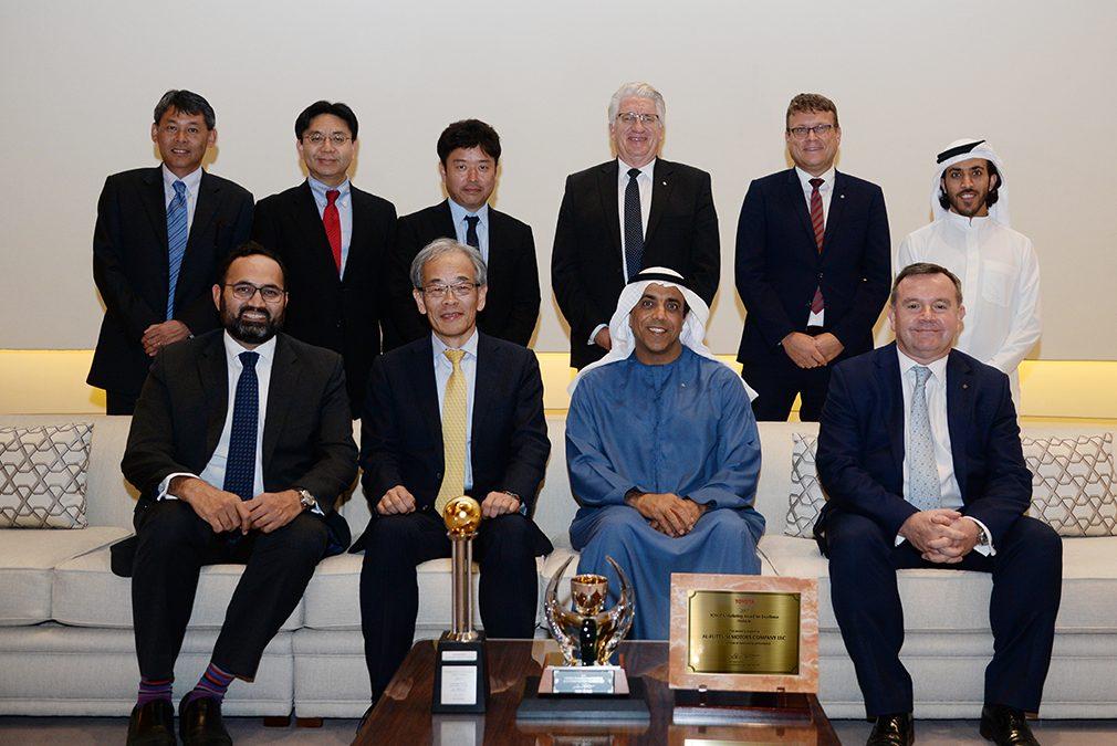 Al-Futtaim Toyota And Lexus Receive 3 Awards