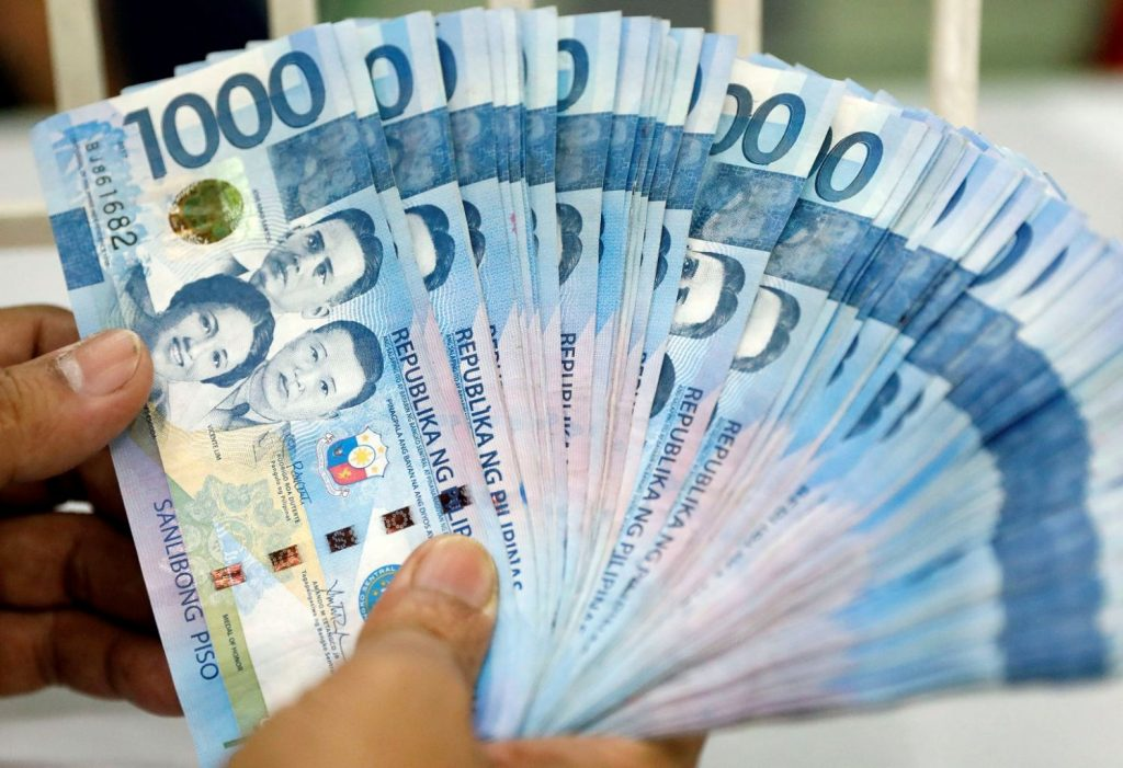 Peso Forecast Php58 Vs Us Dollar Php15 Dirham