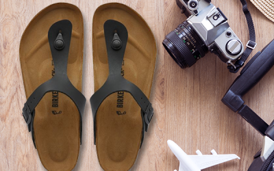 Experience world class, travel-worthy footwear with Birkenstock