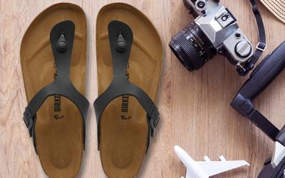 Experience world class, travel-worthy footwear with Birkenstock