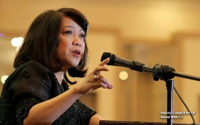 SC rejects Sereno's ouster appeal