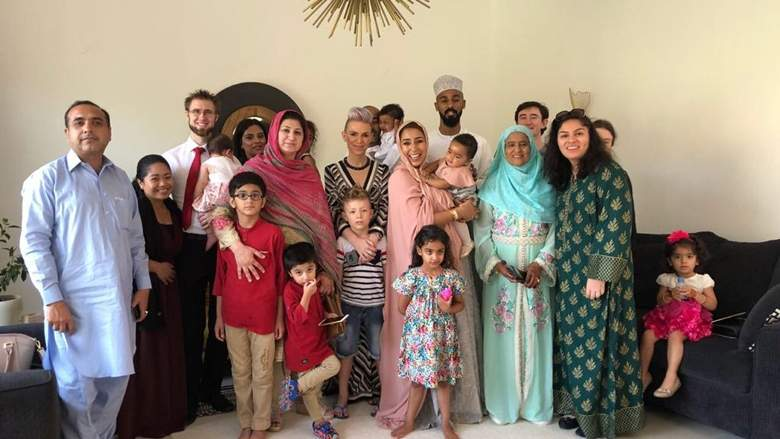 Emirati family invites expats to celebrate Eid Al Fitr in their house