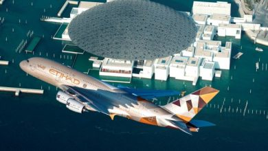 Photo of Etihad Airways to use double-decker aircraft in all Paris flights