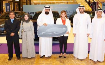 Filipina wins Tesla car worth Dh333,000 in UAE bank raffle