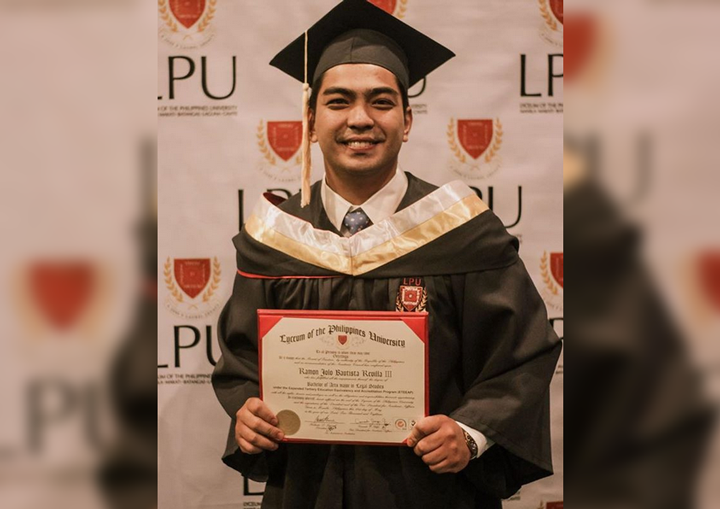 LOOK: Jolo Revilla joins batch 2018 graduates