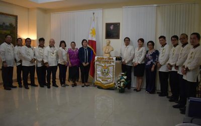 PH Embassy and Knights of Rizal commemorates Dr. Jose Rizal's 157th birthday in Abu Dhabi