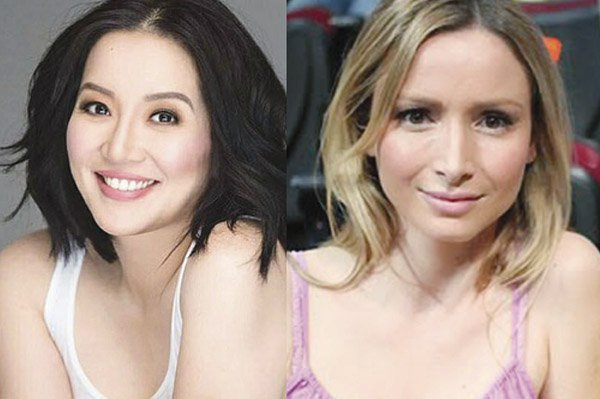 Kris Aquino Responds To Netizen Comparing Her To James Yap S Current Partner The Filipino Times