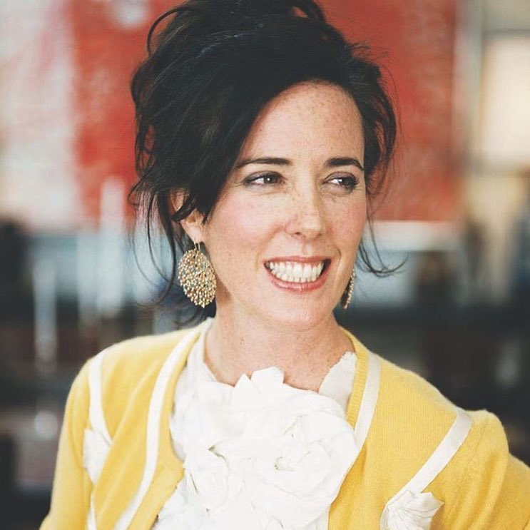 Celebrities Mourn The Death Of Fashion Designer Kate Spade The Filipino Times