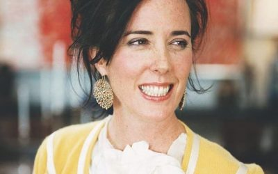 Celebrities mourn the death of fashion designer Kate Spade