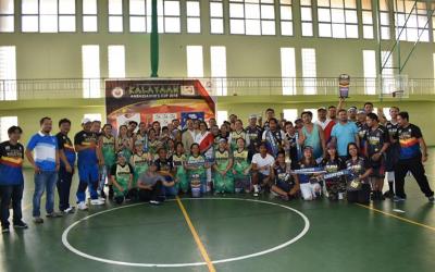 Kalayaan Ambassador's Cup hails 2018 champions