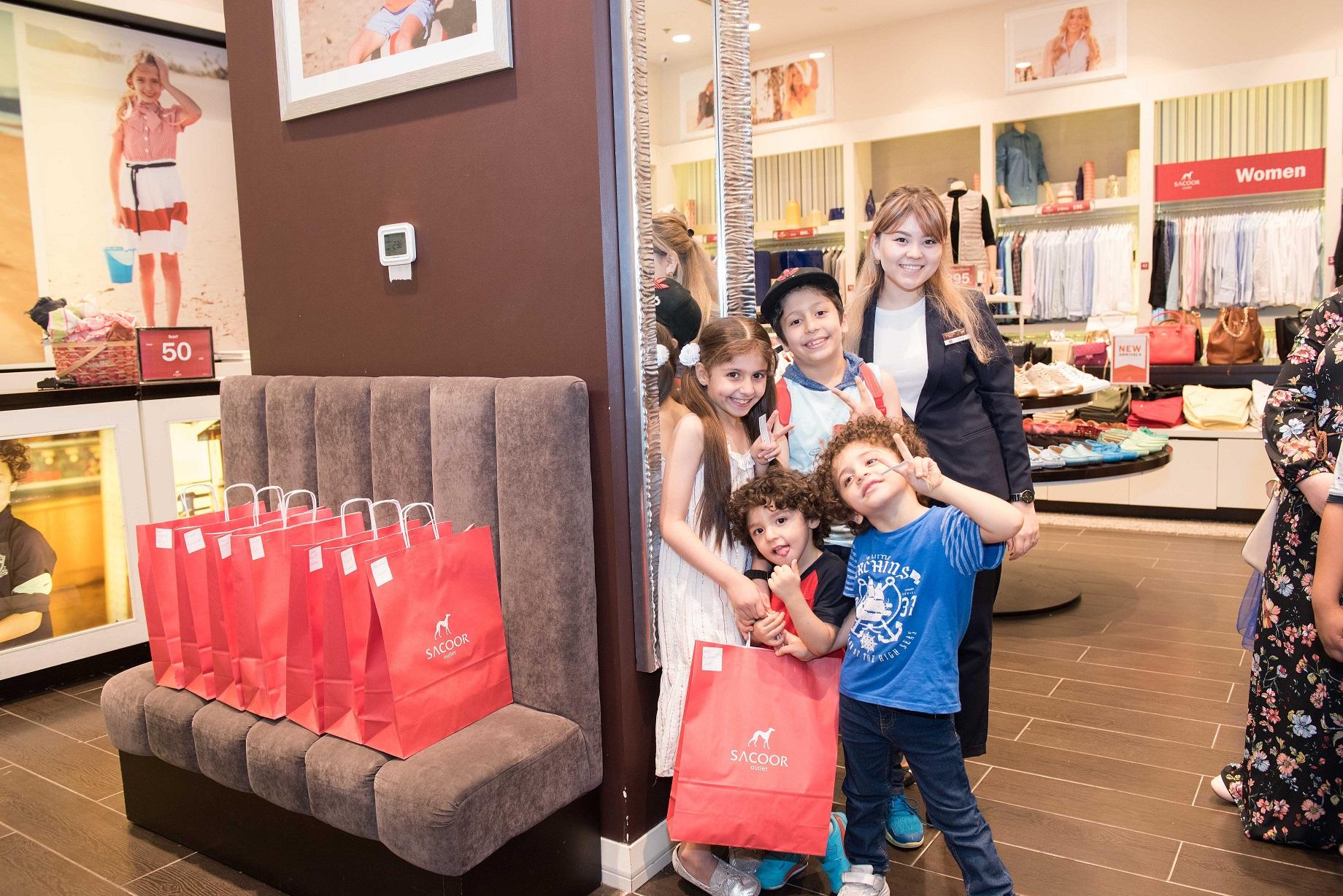 "Dubai Outlet Mall spreads goodwill with their ""Joy of Eid"