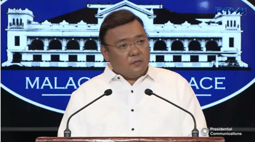 WATCH: Did Roque change tune on Duterte's OFW kiss?
