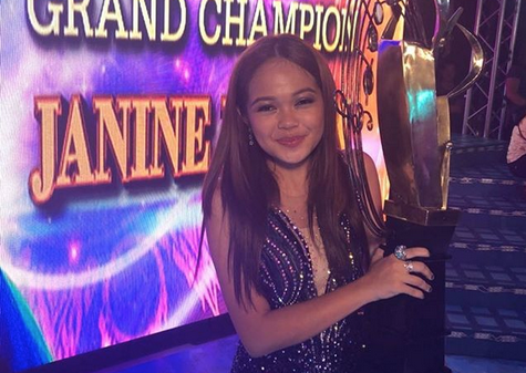 WATCH: TNT winner Janine Berdin's iconic performances