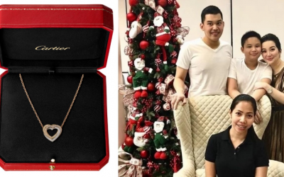 Here's how much Kris Aquino's gift to Yaya Bincai costs