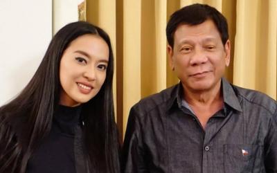 Duterte fired Mocha, PDI report says