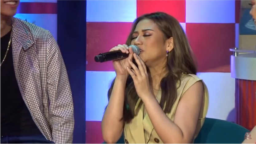 VIRAL: Morissette Amon takes on Regine Velasquez hit