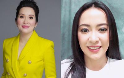 It's now Kris vs. Duterte-Ninoy kiss comparison 'mastermind'