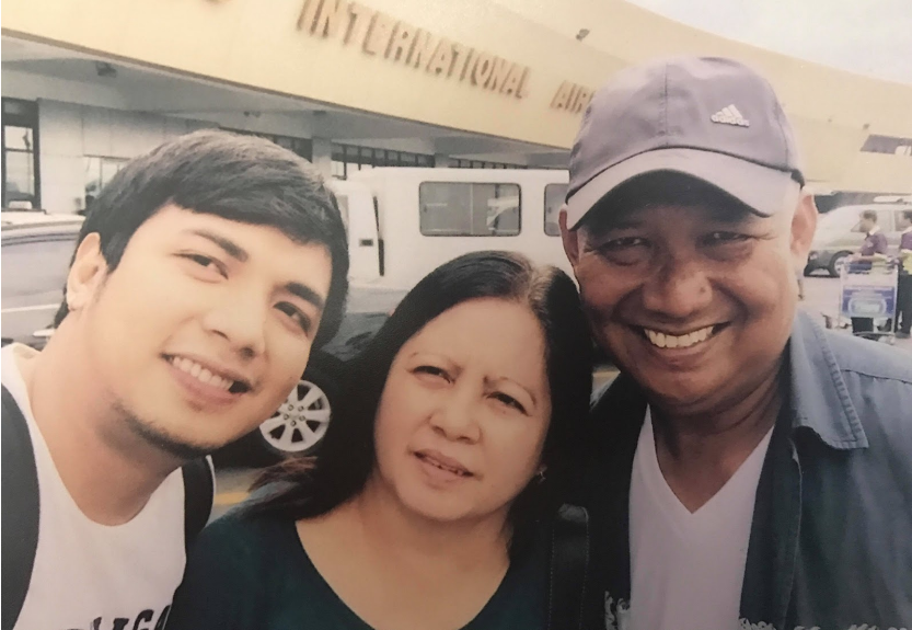 SepAnx: OFW's heartfelt video message for his parents
