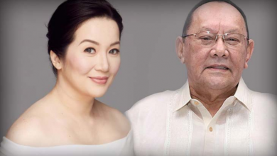 Photo of Kris Aquino: 'My uncle did not kill my father'