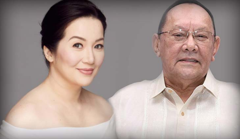 Kris Aquino: 'My uncle did not kill my father'