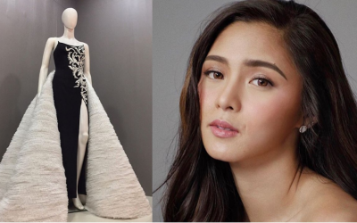 Did Kim Chiu ignore dress made for her by London-based fashion designer?