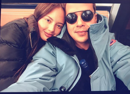 Why was Ellen Adarna's court hearing moved to later date?