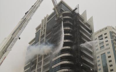 Authorities reveal cause of Dubai Marina Tower fire