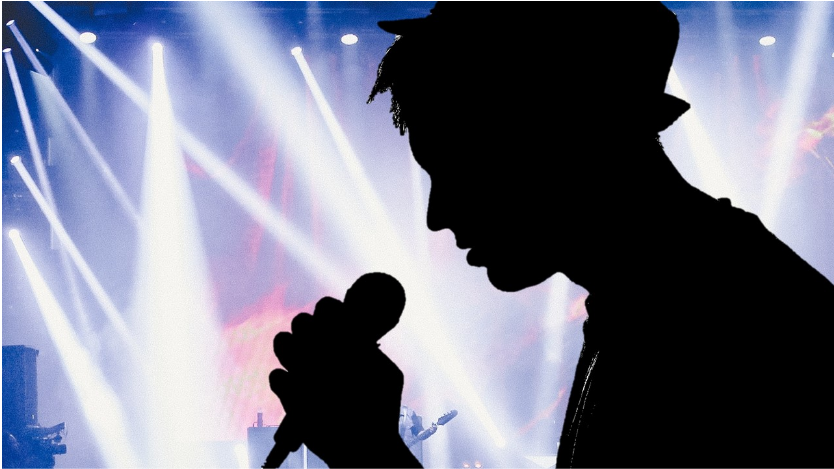 Singer-TV host falls on hard times, becomes homeless
