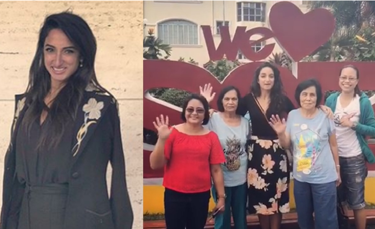 WATCH: Saudi woman travels to PH to bid goodbye to her 2 Filipina nannies for 36 years
