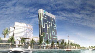 Photo of LOOK: Dubai's iPod-inspired building soon to open its doors
