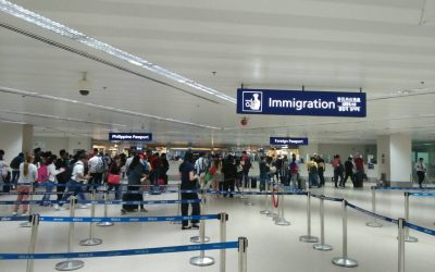 BI intercepts 3 underage OFWs at NAIA