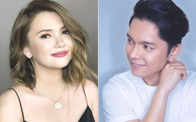 Angelica Panganiban, Carlo Aquino get involved in car accident