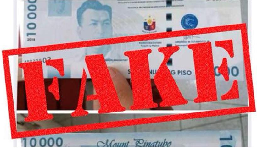 FAKE NEWS: BSP clarifies viral P10,000 is not true