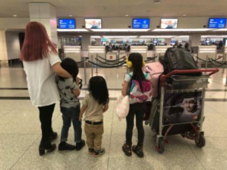 Filipino family thanks UAE for helping them settle Dh712,400 overstay fine