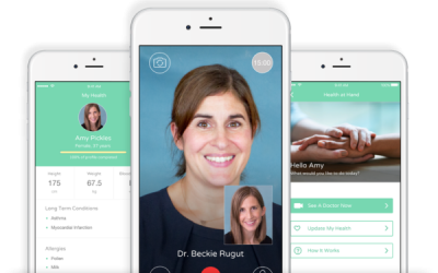 New app in UAE introduces medical consultation via online video chat