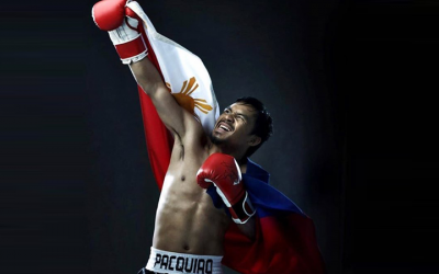 Pacquiao included in ESPN's world's most famous athletes list