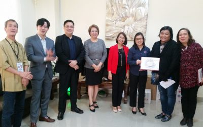 PH Embassy and POLO-OWWA certify graduates of Sewing and Fashion Designing