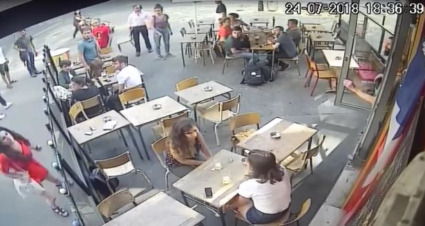 WATCH: Catcaller hits woman in the face